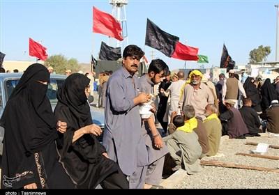 33 ہزار پاکستانی زائرین ایران کے راستے سےکربلا کیلئے روانہ