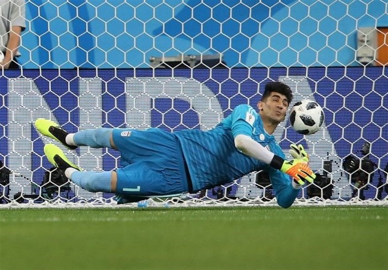علیرضا بیرانوند، نامزد بهترین بازیکن سال 2018 فوتبال آسیا شد