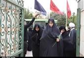 کرمان| اعزام گردان نانوایان خانوکی به کربلا به روایت تصویر