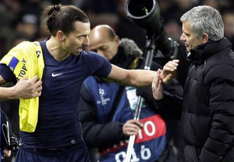 فوتبال جهان| زلاتان ابراهیموویچ: انتقادات از ژوزه مورینیو به خاطر حسادت است
