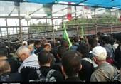 تازهترین اخبار اربعین حسینی| تردد 30 هزار نفر زائر از خروجی مرز مهران در 24 ساعت گذشته؛ مرز خسروی برای اربعین امسال بازگشایی نمیشود