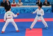 المپیک جوانان 2018| یک تساوی، یک شکست و یک برد برای نگین آلتونی در کاراته/ نماینده ایران به نیمهنهایی راه یافت