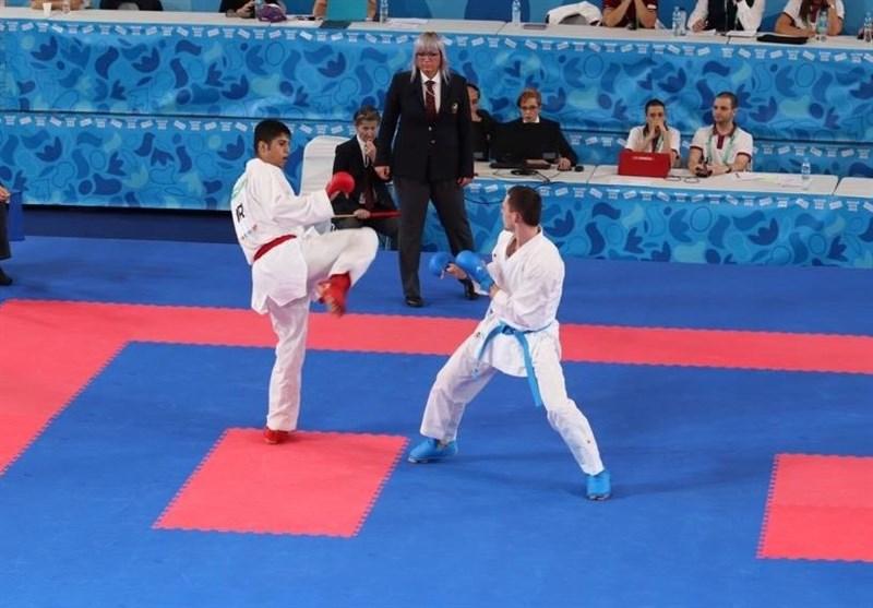 Iranian Karateka Mohammadi Grabs Gold at Youth Olympics