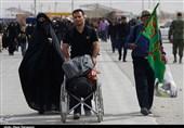 خروج 73 هزار و 657 زائر اربعین از مرز مهران در 24 ساعت گذشته