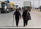 ارائه خدمات امدادی به 34 هزار زائر اربعین حسینی در مرزهای کشور