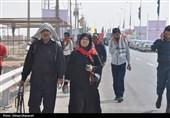 خوزستان| آخرین آمار رسمی از مرز شلمچه در ایام اربعین