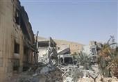 ائتلاف آمریکایی پایگاه خود در «عین العرب» را تخریب کرد