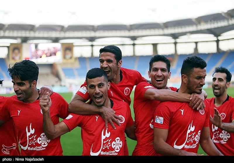 لیگ برتر فوتبال  پیروزی خانگی پدیده مقابل نساجی/ نکونام هم حریف «یحیی» نشد