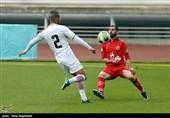 لیگ برتر فوتبال| پیروزی یک نیمهای پدیده مقابل نساجی