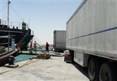 میزان صادرات کالای اردبیل از مرز 53 میلیون دلار رد شد