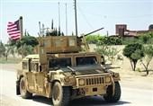 خروج 55 خودروی نظامی آمریکا از سوریه به سمت عراق