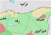 گزارش تسنیم|نگاه مشترک سوریه، ترکیه و روسیه به شرق فرات
