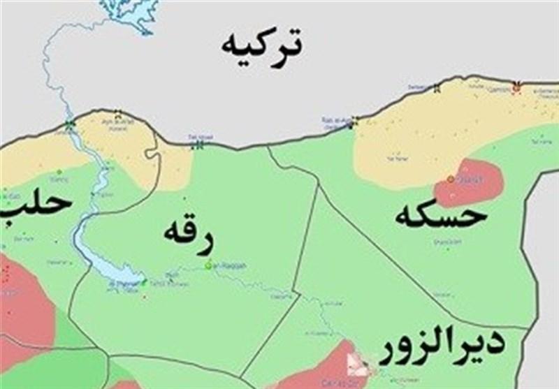 تقابل منافع بازیگران منطقهای و ابهام در سرنوشت شمال و شرق سوریه