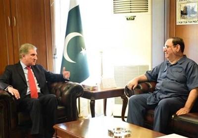 عراقی سفیرکی وزیر خارجہ سے ملاقات؛ پاکستانیوں کو درپیش ویزا مسائل پرتبادلہ خیال