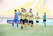 لیگ برتر فوتبال| پایان روند ضعیف پارس جنوبی با شکست استقلال خوزستانِ 9 نفره