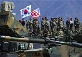 مانورهای نظامی آمریکا و کره جنوبی به دلیل گسترش کرونا به حالت تعلیق درآمد