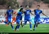 IPL: Esteghlal Emerges Victorious, Sepahan Earns Late Win