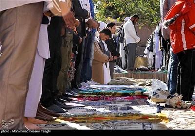 شیخ احمد جام کا مزار میں نماز جمعہ کے منفرد مناظر