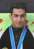 کاشان| آیین تجلیل از قهرمان گلبال در زادگاهش برگزار شد
