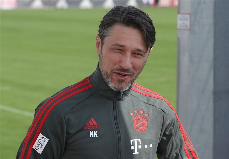Bayern Munich Coach Kovac Meets His Ex-Tutor Ivankovic