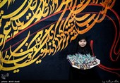 تهیه ره توشه زائران اربعین به دست خانواده شهدای مدافع حرم