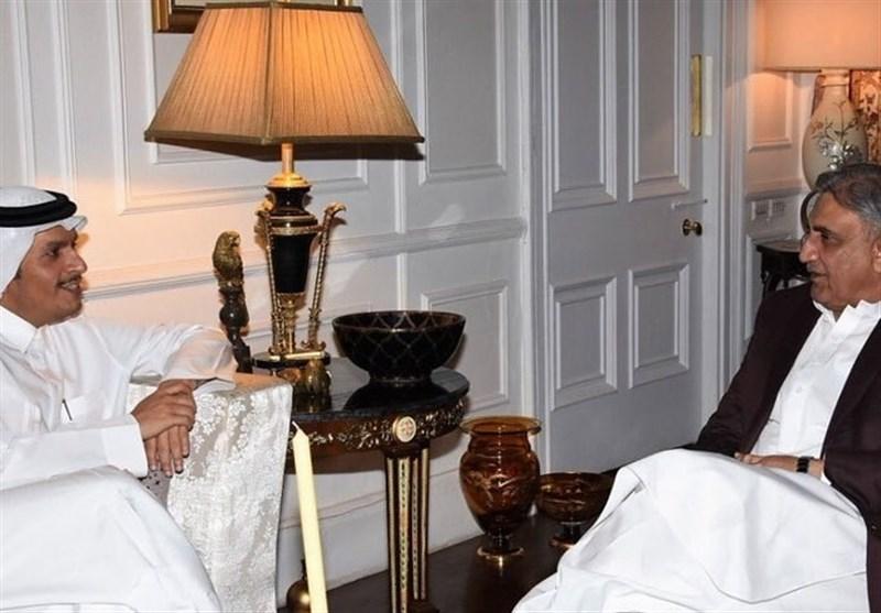 قطری نائب وزیراعظم کی پاک فوج کے سربراہ سے ملاقات