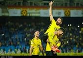 لیگ برتر فوتبال| پیروزی پرگل سپاهان مقابل سایپا