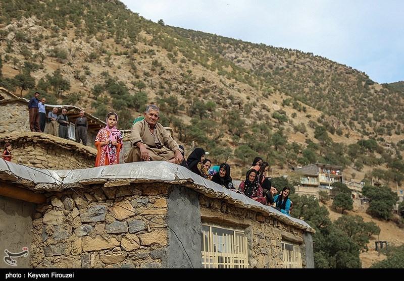 اولین جشنواره انار هورامان - کردستان