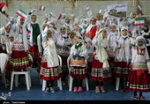 بجنورد  جشنواره فرهنگی ورزشی دختران خورشید در بجنورد به روایت تصویر