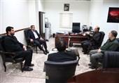 نشست مشترک مسئولان امور ایثارگران وزارت ورزش و جوانان و کمیته ملی المپیک