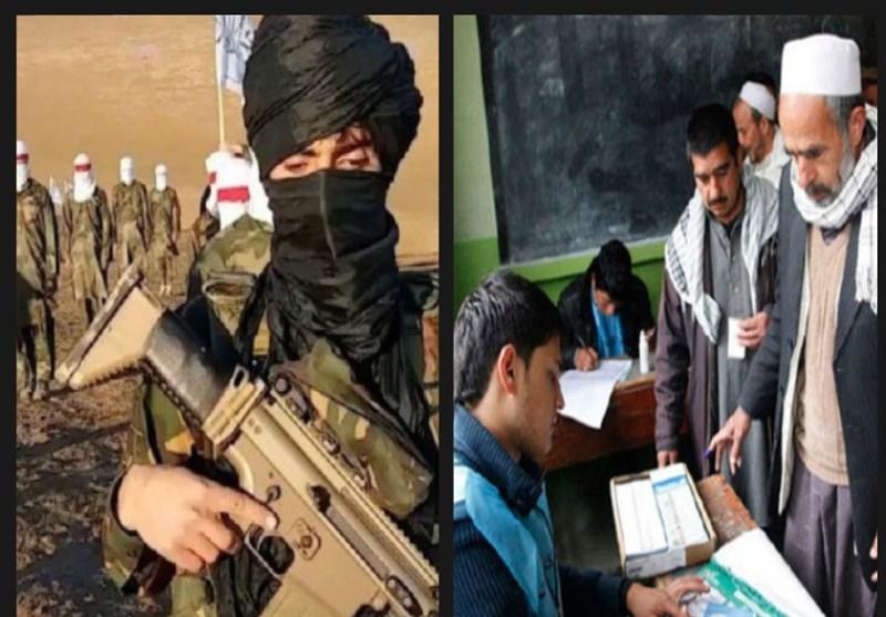 طالبان: سفارت آمریکا در انتخابات تصمیم گیرنده است
