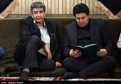 مراسم ترحیم مرحوم صادق عبداللهی پیشکسوت رادیو