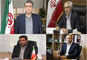 4 مدیر جدید در آذربایجان غربی منصوب شدند