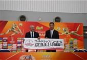 ژاپن باز هم میزبان جام جهانی والیبال شد