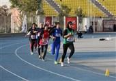 دانشگاه آزاد در آستانه قهرمانی در لیگ دوومیدانی بانوان