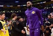 لیگ NBA|جیمز ار رکورد چمبرلین گذشت