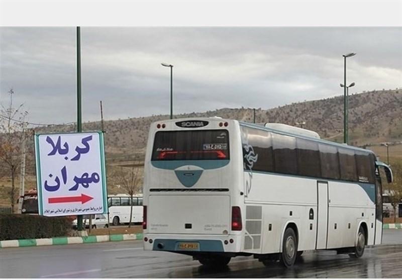 ۲۱۶ دستگاه اتوبوس از استان سمنان برای جابهجایی زائرین اربعین اعزام شد