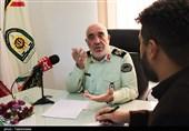فرمانده پلیس خراسان شمالی: سرقتهای مسلحانه در استان به صفر رسیده است/ تعطیلی شرکتهای حفاظتی