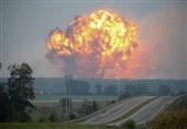 آتشسوزی 40 درصد انبارهای مهمات نظامی اوکراین را از بین برده است