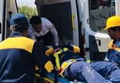 بوشهر| رزمایش مقابله با شرایط اضطراری در شهرستان جم برگزار شد