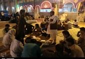 خداقوت زائران پاکستانی به خادمان سیستان و بلوچستان+فیلم