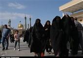 ممانعت از ورود زائران اربعین بدون ویزا در ورودی شهر ایلام