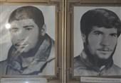 اردبیل|دو برادری که لباس عطرآگین شهادت پوشیدند+فیلم و عکس