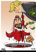 کاریکاتور/ وکیل مدافع شیطان!!!