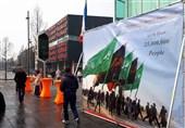 برپایی نمایشگاه عکس و فیلم اربعین در اروپا