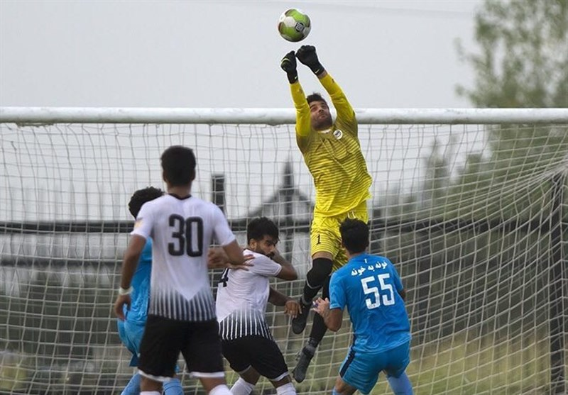 لیگ دسته اول فوتبال| پیروزی خونهبهخونه مقابل کارون اروند در دیدار پایانی نیمفصل نخست + نتایج کامل هفته