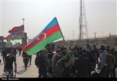 اربعین حسینی| افزایش ورود اتباع خارجی در مرز شلمچه