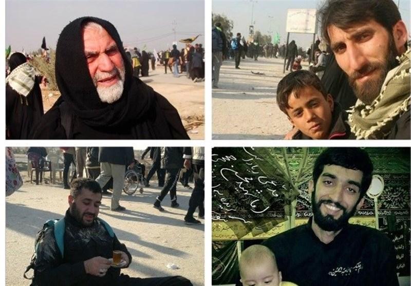 روایت شهدای مقاومت در پیاده روی اربعین + عکس و فیلم