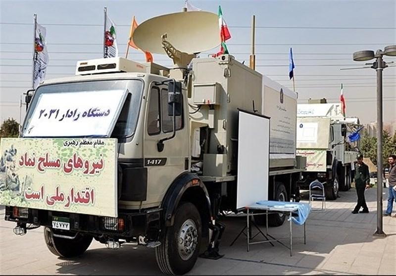 ساخت ایران|رادار 2031 موشک کروز نور + عکس