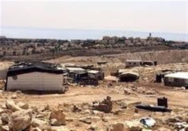 Israel Puts West Bank Bedouin Village Eviction On Hold